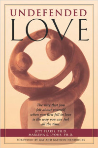 Purchase Undefended Love book coauthored by Jett Psaris PhD